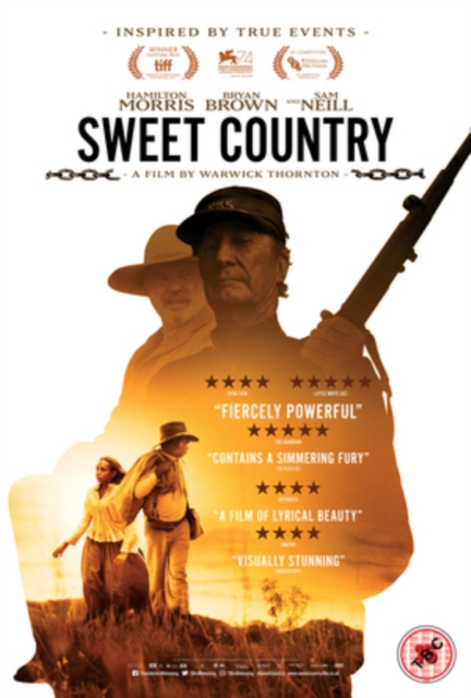 Sweet Country (Warwick Thornton) (DVD)