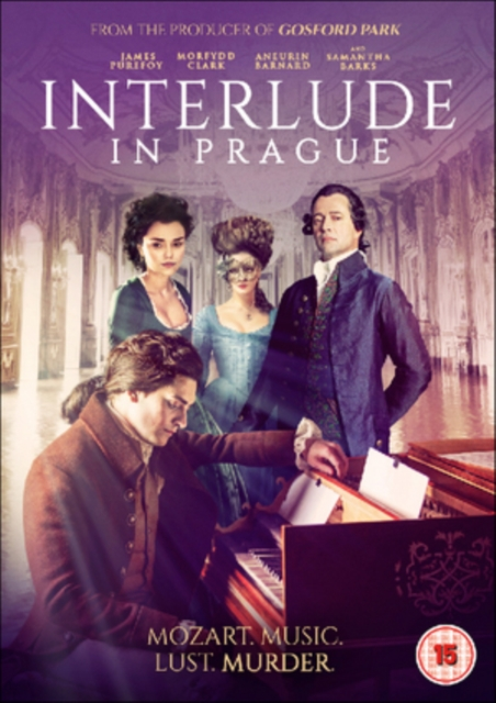 Interlude in Prague (John Stephenson) (DVD)