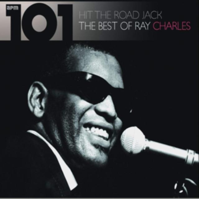 Hit the Road Jack (Ray Charles) (CD / Album)