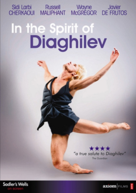 In the Spirit of Diaghilev (DVD)