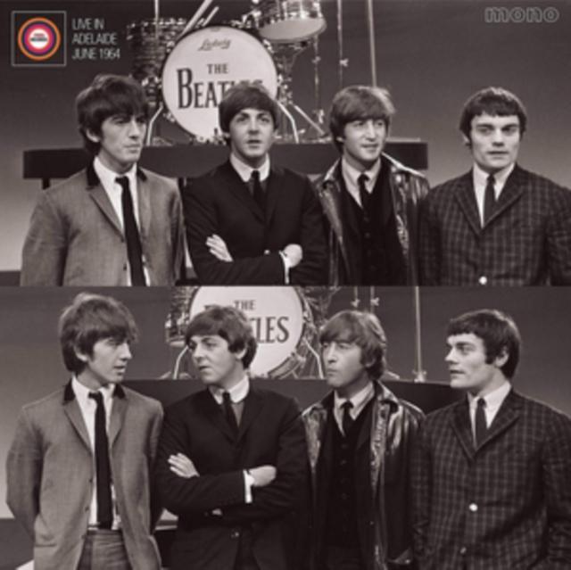 "Live in Adelaide, June 12th 1964 (The Beatles) (Vinyl / 12"" Album)"