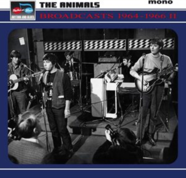 The Complete Live Broadcasts II 1964-1966 (The Animals) (CD / Album)