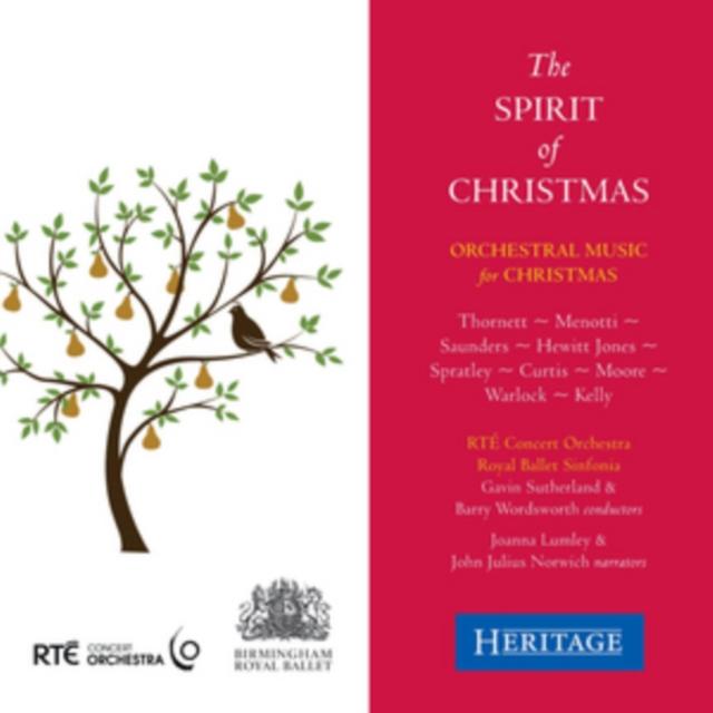 The Spirit of Christmas (CD / Album)