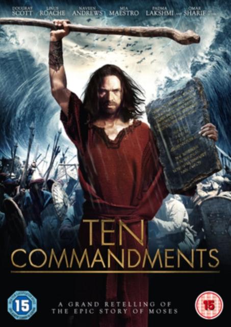 Ten Commandments - The Age of Exodus (Robert Dornhelm) (DVD)