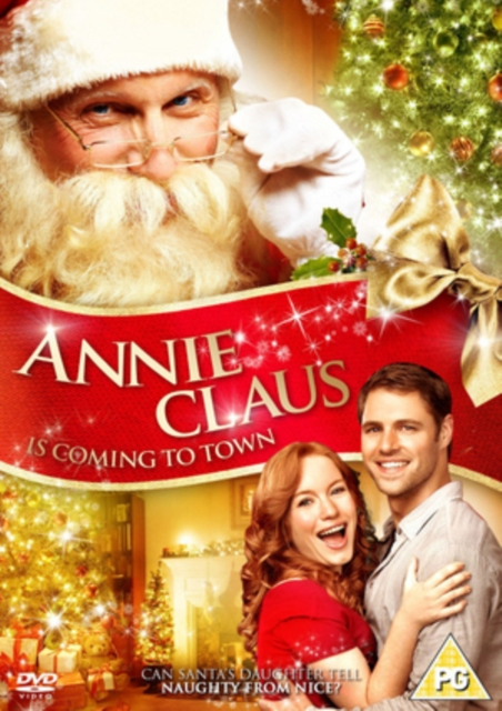 Annie Claus Is Coming to Town (Kevin Connor) (DVD)