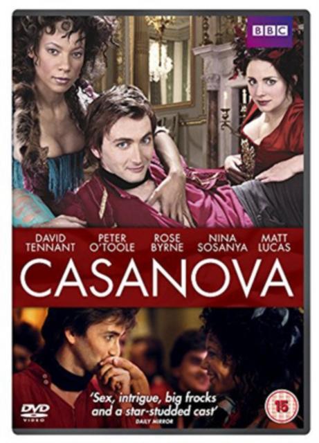 Casanova (Sheree Folkson) (DVD)