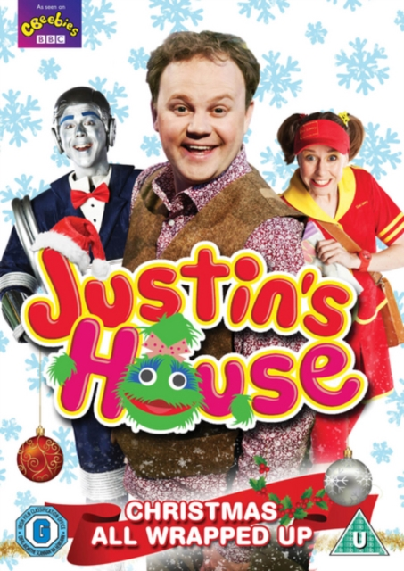 Justin's House: Christmas All Wrapped Up (DVD)