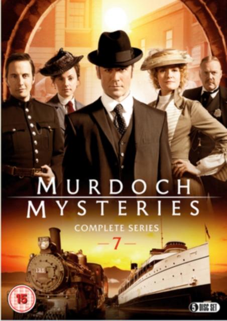 Murdoch Mysteries: Series 7 (DVD)