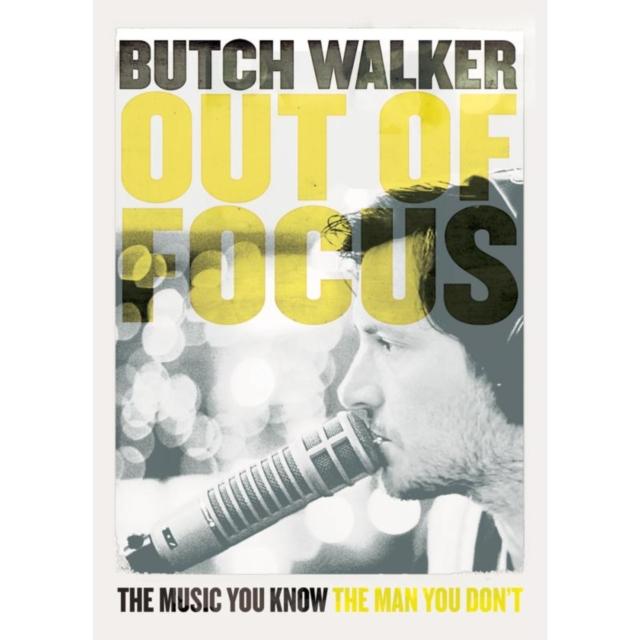 Butch Walker - Out of Focus (Shane Valds;Peter Harding;) (DVD)