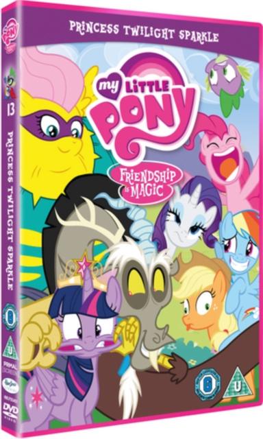 My Little Pony - Friendship Is Magic: Princess Twilight Sparkle (DVD)