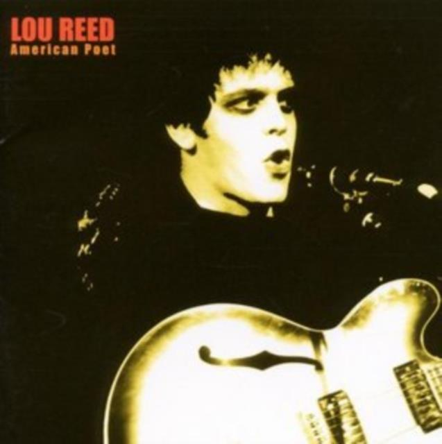 American Poet (Lou Reed) (CD / Album)