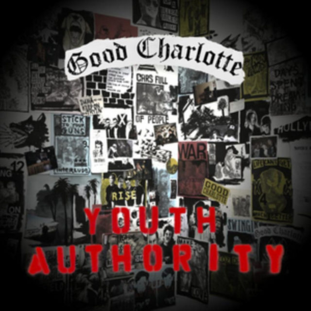 "Youth Authority (Good Charlotte) (Vinyl / 12"" Album)"