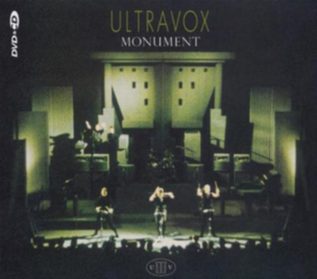 Monument (Ultravox) (CD / Album with DVD)