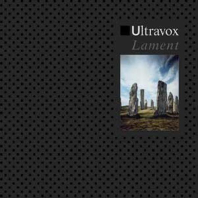 Lament (Ultravox) (CD / Album)