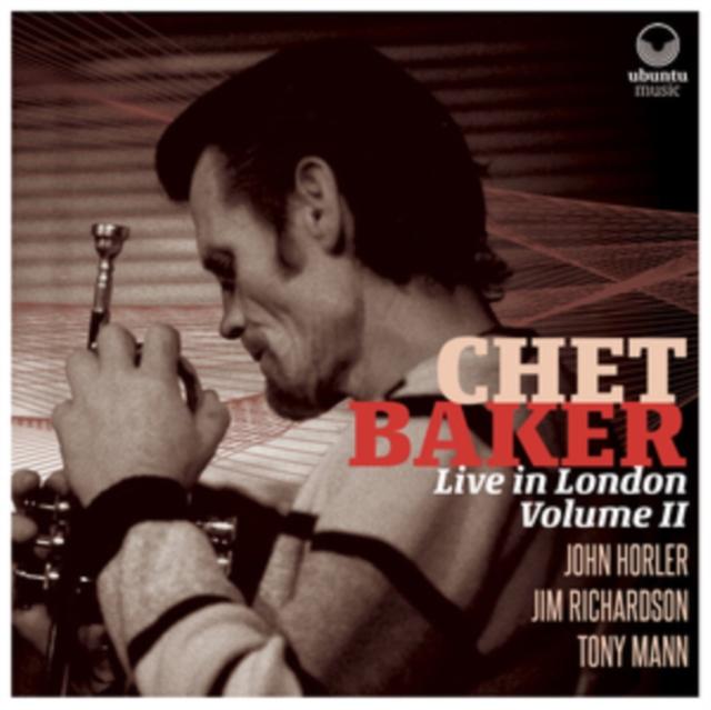 Live in London (Chet Baker) (CD / Album)