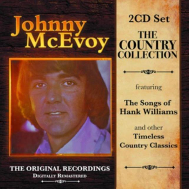 The Country Collection (Johnny McEvoy) (CD / Album)
