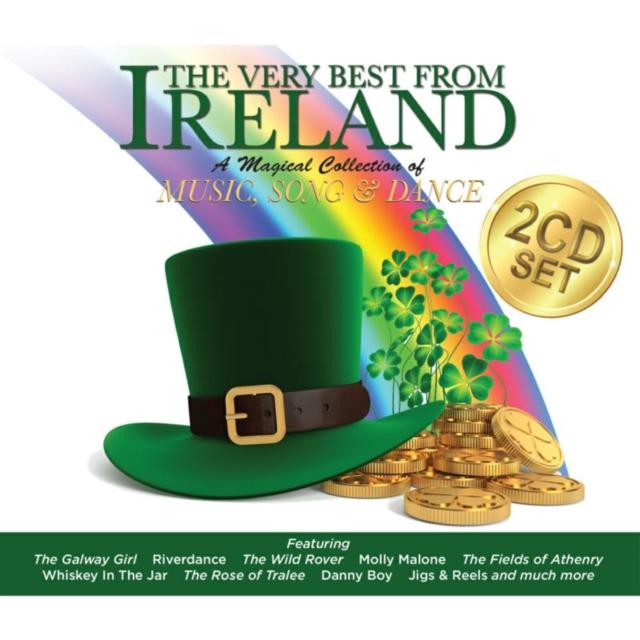 The Very Best from Ireland (CD / Album)