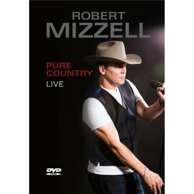 Robert Mizzell: Pure Country Live (DVD)