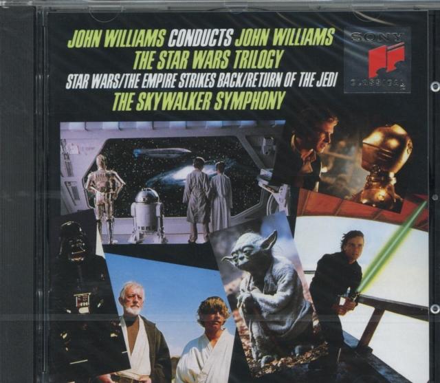 The Star Wars Trilogy/The Skywalker Symphony (CD / Album)