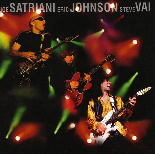 Live in Concert (G3) (CD)