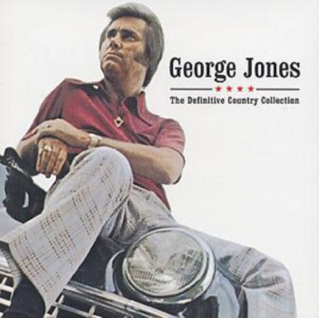 The Definitive Country Collection (George Jones) (CD / Album)