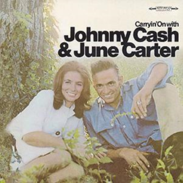 Carryin' On With Johnny And June (CD / Album)