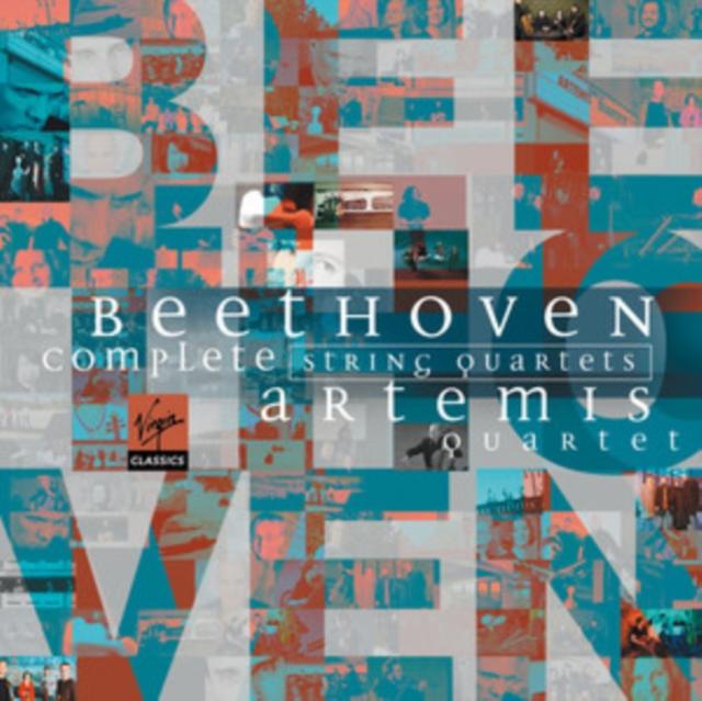 Beethoven: Complete String Quartets (CD / Album)