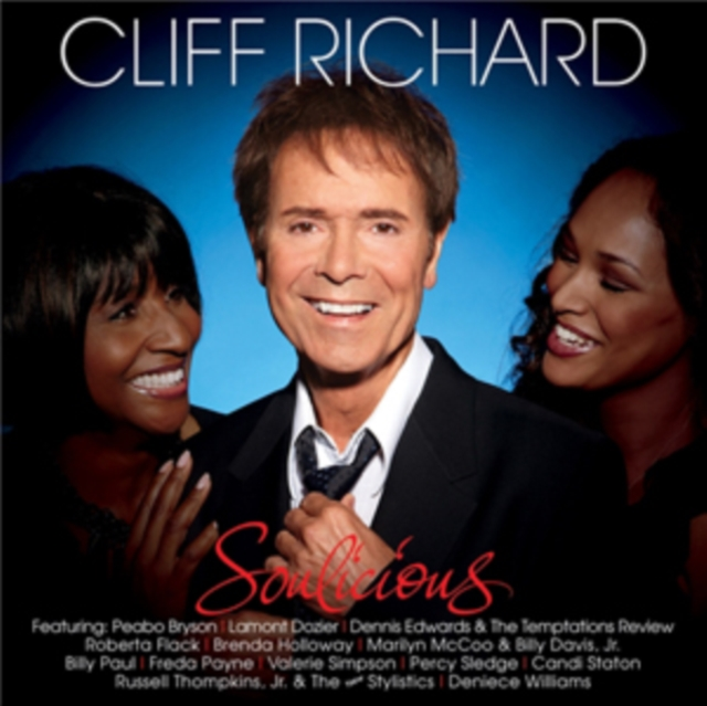Soulicious (Cliff Richard) (CD / Album)