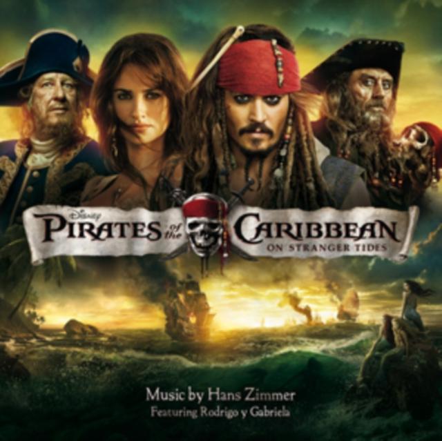 Pirates of the Caribbean: On Stranger Tides (Hans Zimmer) (CD / Album)