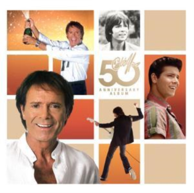 The 50th Anniversary Album (Cliff Richard) (CD / Album)