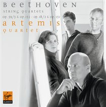 Beethoven: String Quartets (CD / Album)