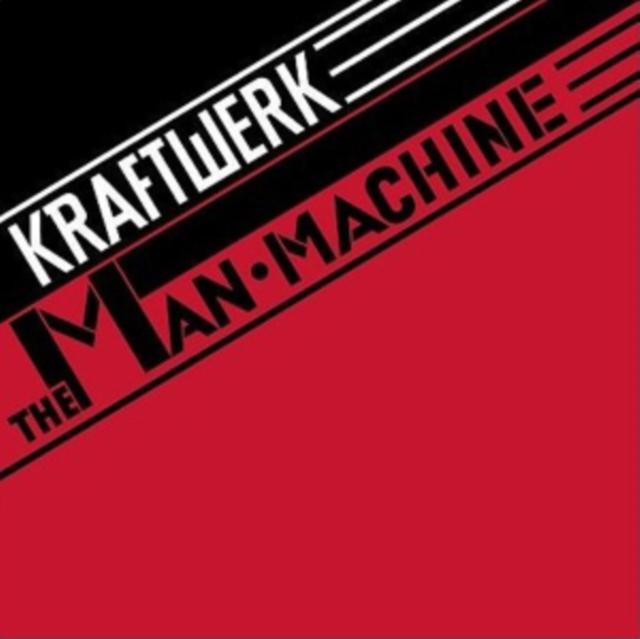 """The Man Machine (Kraftwerk) (Vinyl / 12"""" Album)"""