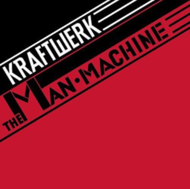 The Man Machine (Kraftwerk) (CD / Album)