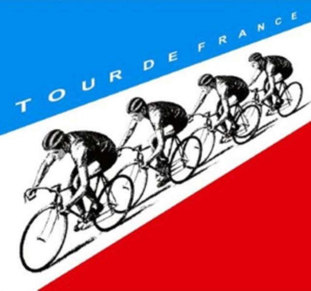 "Tour De France (Kraftwerk) (Vinyl / 12"" Album)"