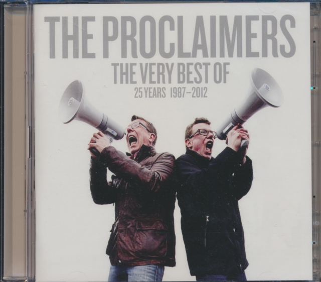 The Very Best Of (The Proclaimers) (CD / Album)