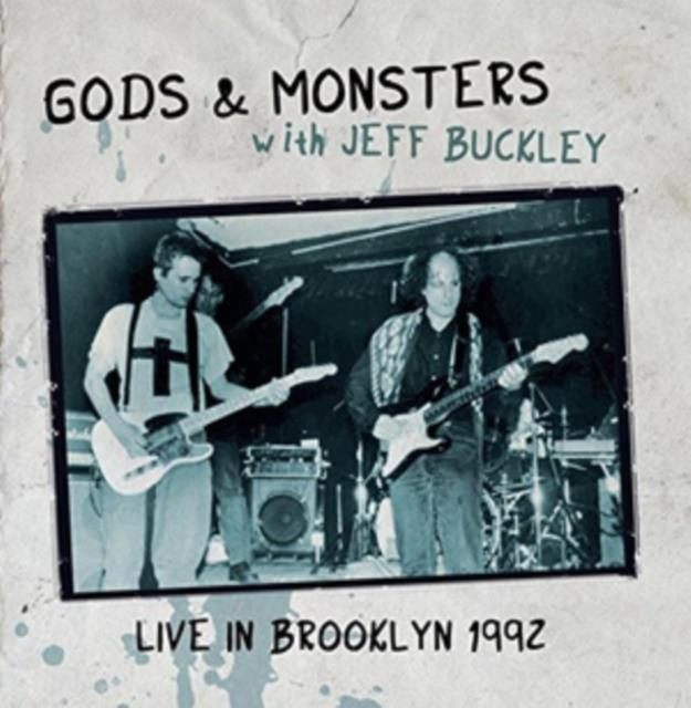 LIVE IN BROOKLYN 1992 (GODS & MONSTERS WITH JEFF BUCKLEY) (CD / Album)