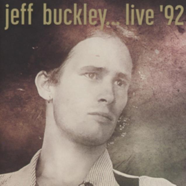 Live '92 (Jeff Buckley) (CD / Album)