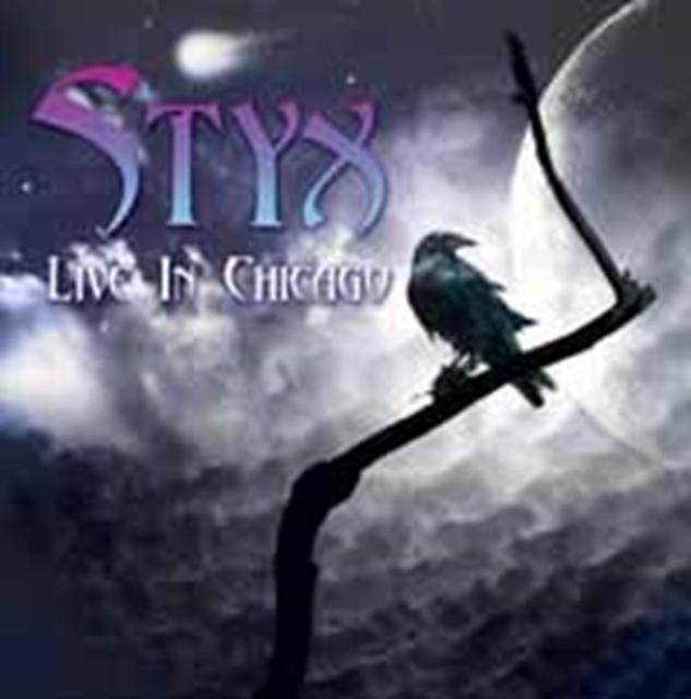 Live In Chicago (Styx) (CD / Album)