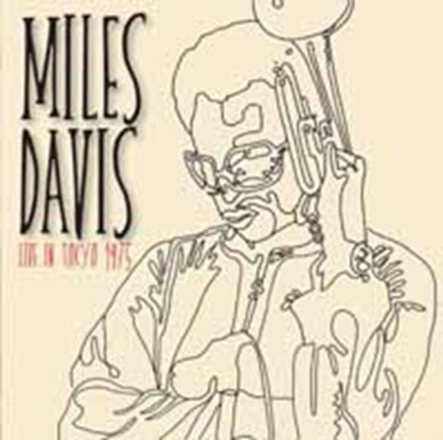 Live In Tokyo 1975 (Miles Davis) (CD / Album)