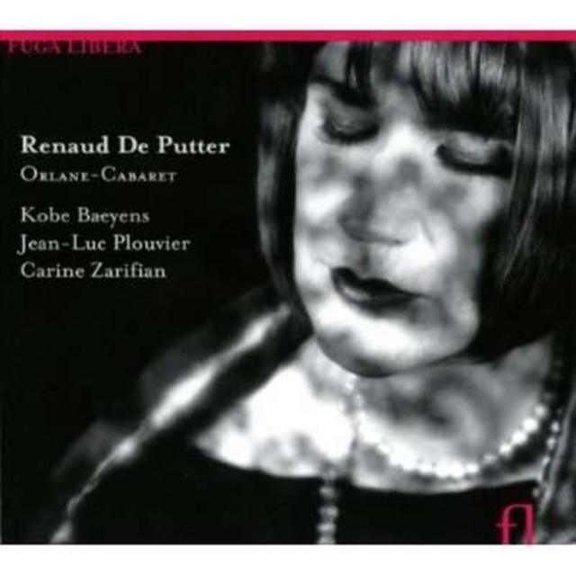 Renaud De Putter Jour Et Nuit Orlanec (CD / Album)