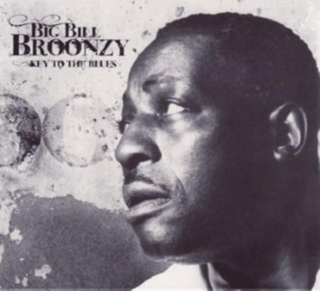 Key to the Blues (Big Bill Broonzy) (CD / Album)