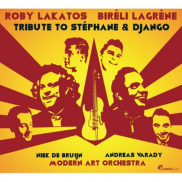 Roby Lakatos & Birli Lagrne: Tribute to Stphane & Django (DVD)