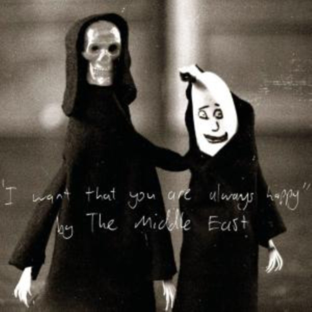 I Want That You Are Always Happy (The Middle East) (CD / Album Digipak)