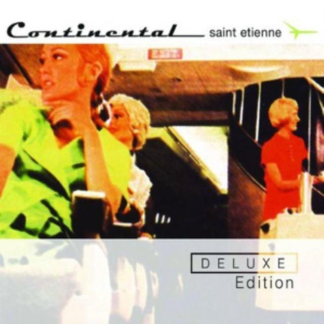 "Continental (Saint Etienne) (Vinyl / 12"" Album)"