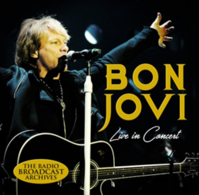 Live in Concert (Bon Jovi) (CD / Album)