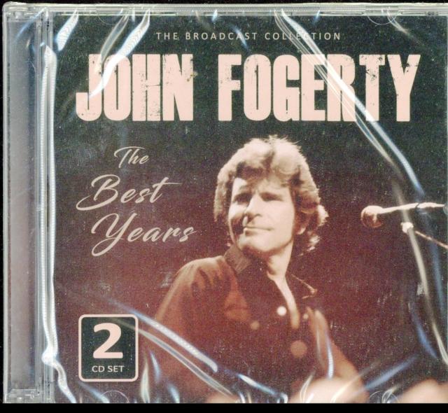 The Best Years/Radio Broadcasts (John Fogerty) (CD / Album)