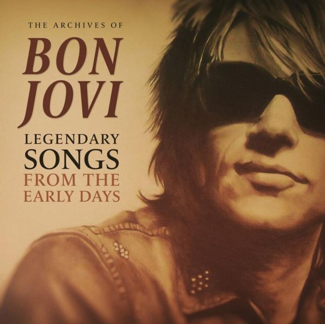 "The Archives of Bon Jovi (Bon Jovi) (Vinyl / 12"" Album)"