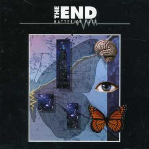 Matter of Fact (The End) (CD / Album)