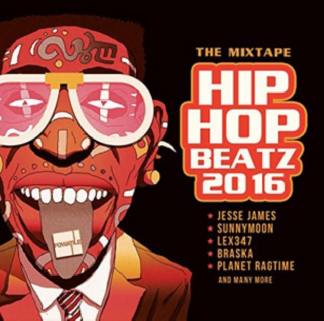 Hip Hop Beatz 2016 (CD / Album)
