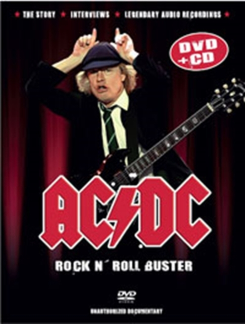 AC/DC: Rock N Roll Buster (DVD / with CD)
